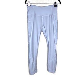 Apana Periwinkle Blue Leggings/Yoga